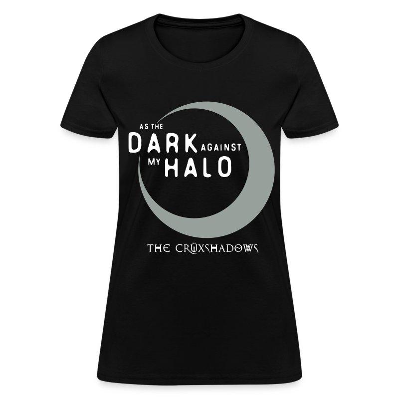 Girls Dark Halo T - Women's T-Shirt