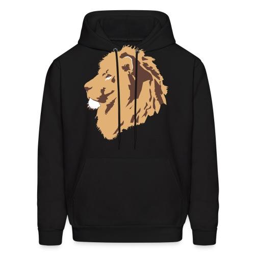4KINGS & Lion  - Men's Hoodie