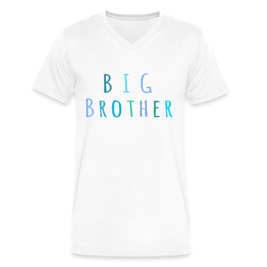 Big Brother in blue T-Shirts