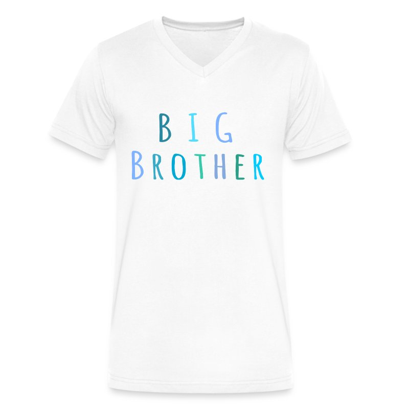 Big brother in blue t shirt spreadshirt for Big blue t shirts