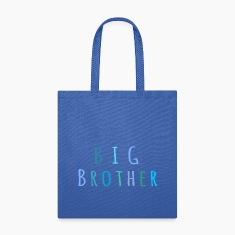 Big Brother in blue Bags & backpacks
