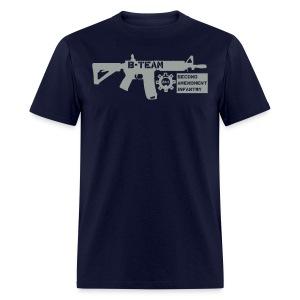 M67 Shirt Gray Font - Men's T-Shirt