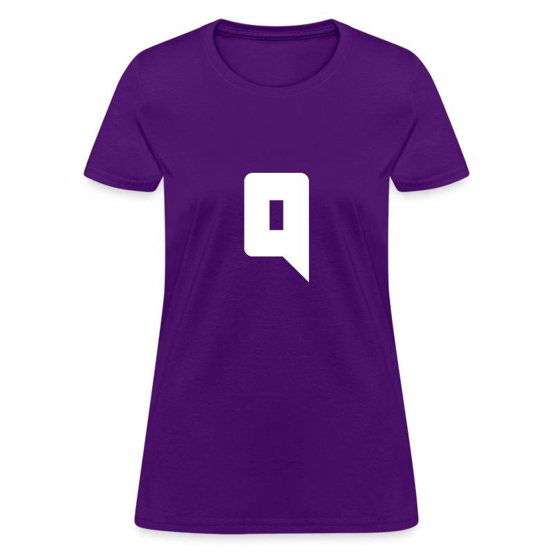 Quxxn Logo Tee - Women's T-Shirt