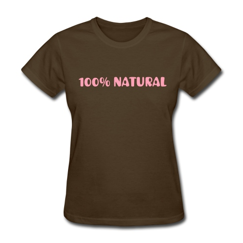 Percentage by Natural's Passion - Women's T-Shirt