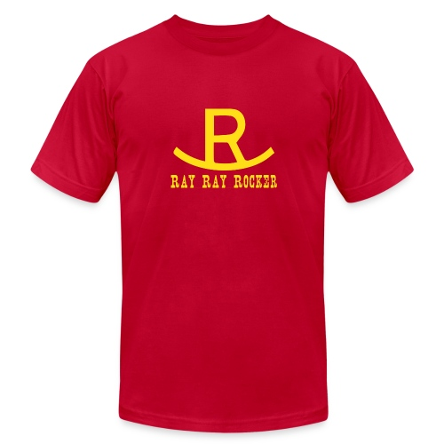 Ray Ray Rocker - Men's Fine Jersey T-Shirt