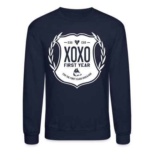 XOXO First Year-Double Sided - Crewneck Sweatshirt