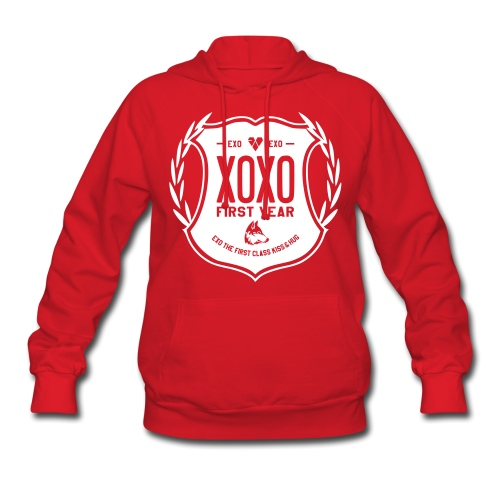 XOXO First Year-Double Sided - Women's Hoodie