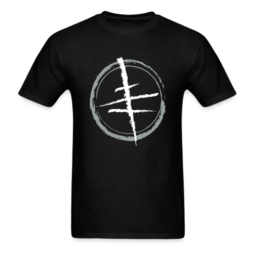 Simple Stylized Cross Tee (Maxian CXS Cross) - Men's T-Shirt