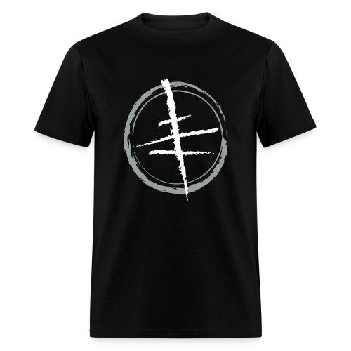 Simple Stylized Cross Tee (Maxian CXS Cross) - Men's T-Shirt