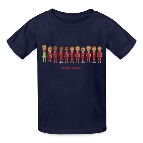 Kids T-Shirt - Treble Champions 2013 - Kids' T-Shirt