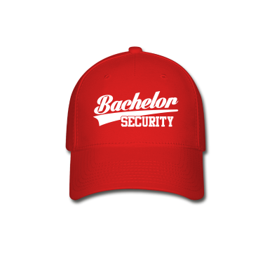 bachelor security Caps