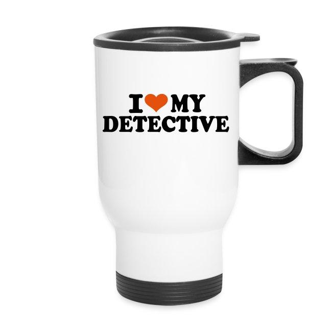 Official AUDA Detective Mug