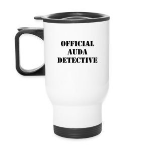 Official AUDA Detective Mug - Travel Mug