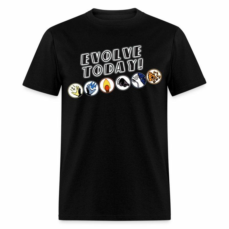 evolve2 - Men's T-Shirt