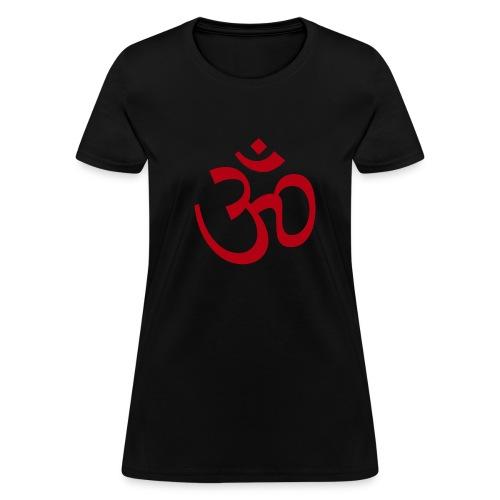 Om (Aum) Shirt for Men and Women - Women's T-Shirt