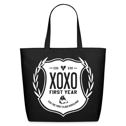 XOXO First Year  - Eco-Friendly Cotton Tote