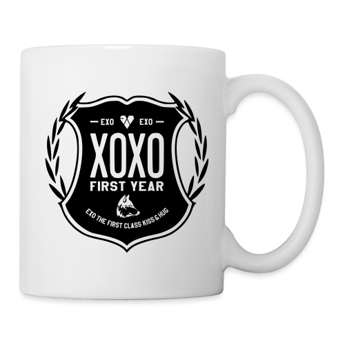 XOXO First Year  - Coffee/Tea Mug