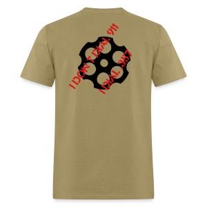 .357 Red Flag - Men's T-Shirt