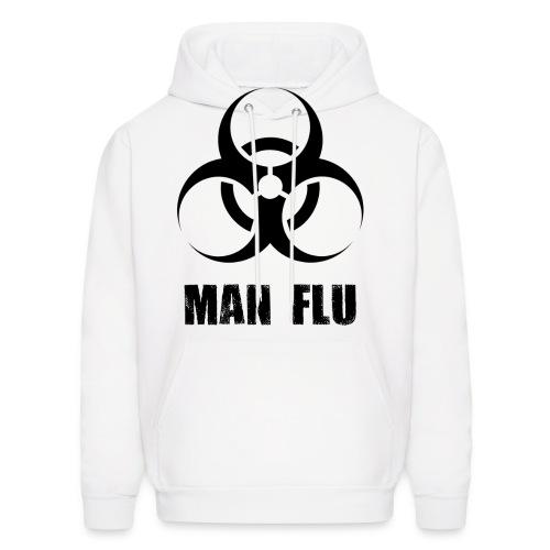 Man Flu - Men's Hoodie