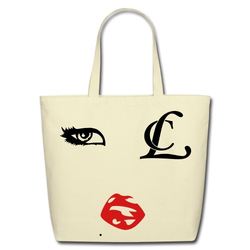 CL (Black) - Eco-Friendly Cotton Tote