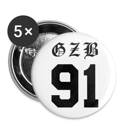 GZB 91-CL - Large Buttons