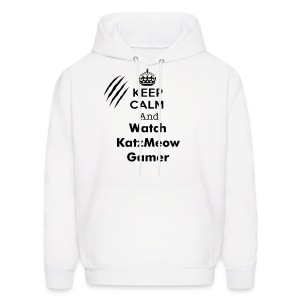 Amazing Sweatshirt Keep Calm - Men's Hoodie