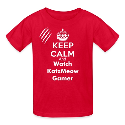 Kids Keep Calm - Kids' T-Shirt