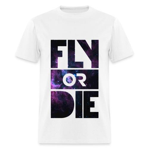 Fashion Is Art© Space - Men's T-Shirt