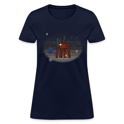 Rust Golem F - Women's T-Shirt