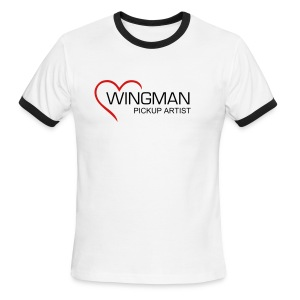 Wingman T-Shirt - Men's Ringer T-Shirt