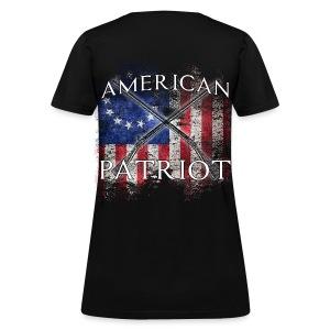 American Patriot Muskets - Women's T-Shirt