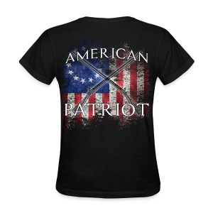 American Patriot Muskets - Women's T-Shirt