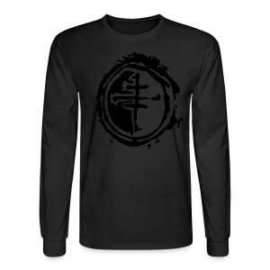 Long sleeve Black Out, Stealth T - Men's Long Sleeve T-Shirt