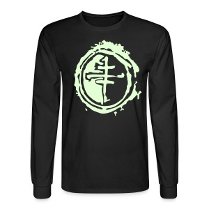 Long sleeve  Glow-in-the-Dark - Men's Long Sleeve T-Shirt