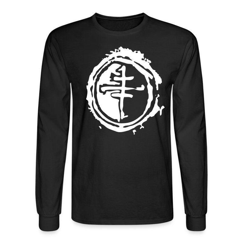 Long sleeve Symbol T - Men's Long Sleeve T-Shirt