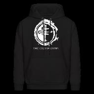 Hoodies ~ Men's Hoodie ~ Live Love Be Believe Hooded pullover Sweatshirt