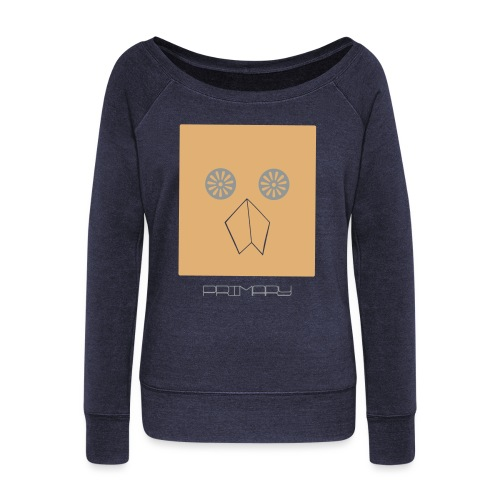 Primary  - Women's Wideneck Sweatshirt