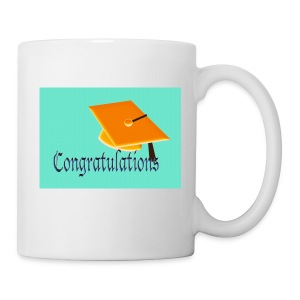 Graduation hat – Coagulations - Coffee/Tea Mug