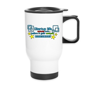 Startup Life - Travel Mug