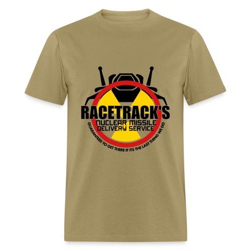 Racetrack's Delivery - Men's T-Shirt