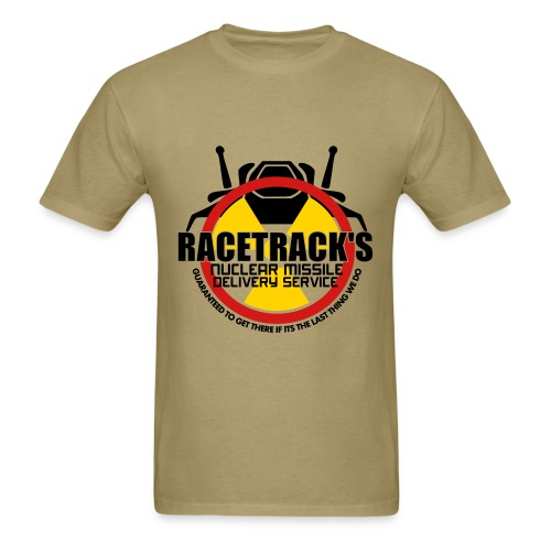 Racetrack's Delivery - Men's T-Shirt