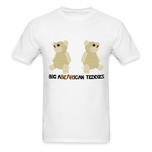 ManTeddies - Men's T-Shirt