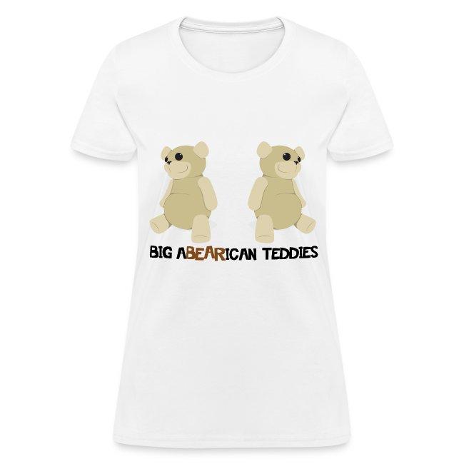 Big ABEARican Teddies!