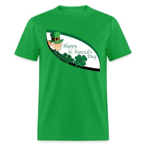 Happy St Pattys Day - Men's T-Shirt