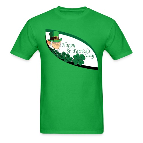 Happy St Pattys Day - Men's T-Shirt
