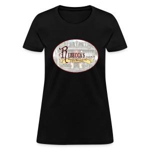 Rebecca's Female Basic Logo Round - Women's T-Shirt