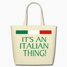 IT'S AN ITALIAN THING! Bags & backpacks