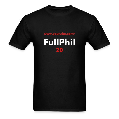 FullPhil generic - Men's T-Shirt