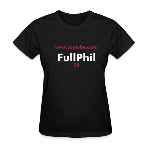 FullPhil generic - Women's T-Shirt