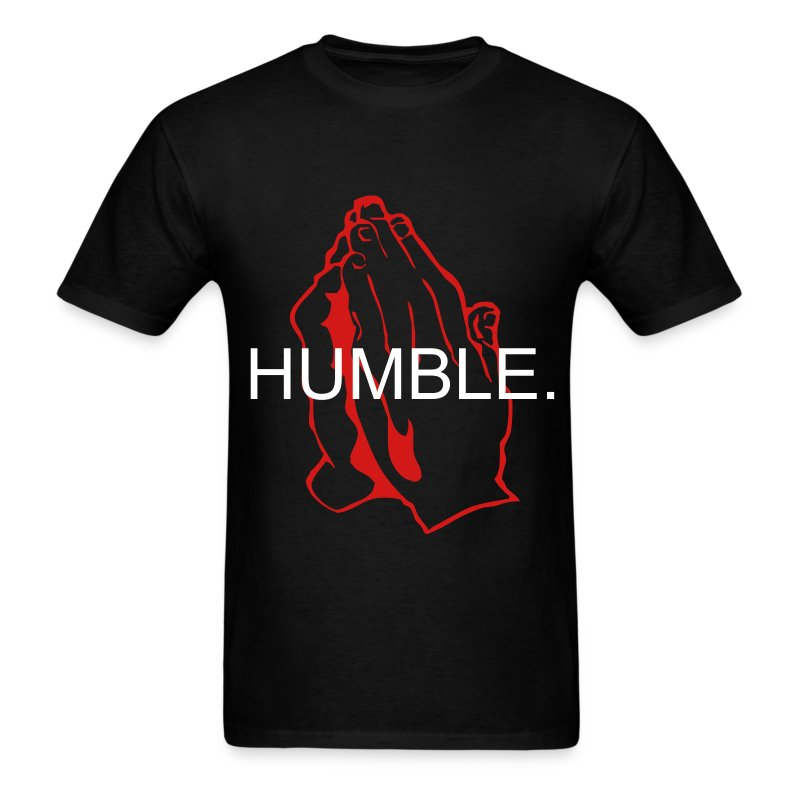 Humble. - Men's T-Shirt